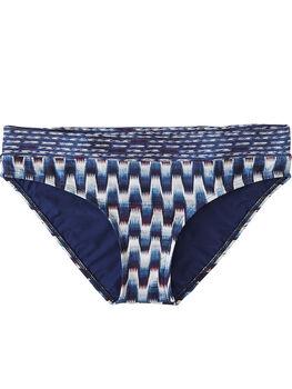 Lehua Bikini Bottom - Shibori