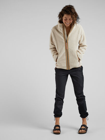 Wawona Full Zip Fleece Jacket: Image 3