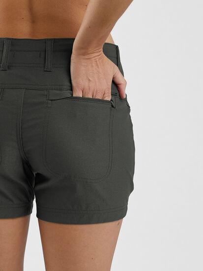"""Encore Recycled Hiking Shorts 5"""": Image 4"""