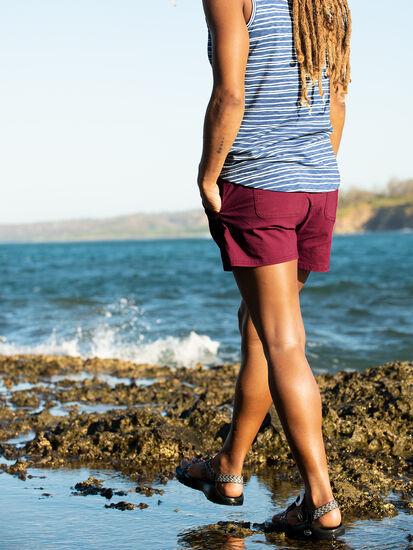 Strappy Guide Girl Sandal - Crochet