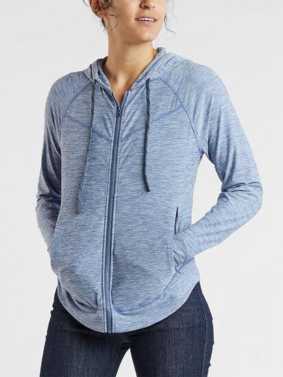 Vital Full Zip Hoodie - Solid: Image 5