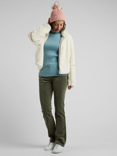Sable Fleece Jacket: Image 3