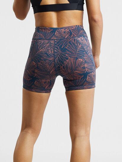 """Mad Dash reversible Shorts 4"""" - Aloha: Image 2"""