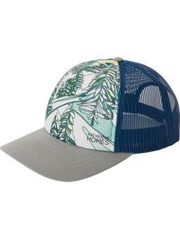 Galleria Trucker Hat - White Pine