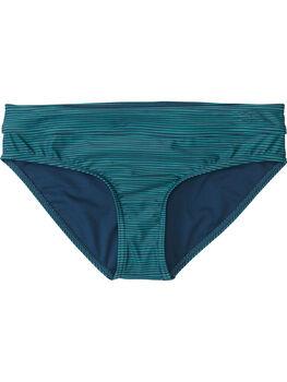 Rumba Bikini Bottom - Wabi Stripe