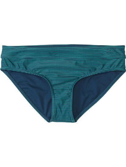 Rumba Bikini Bottom - Wabi Stripe: Image 1