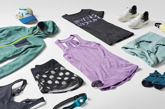 Ready, Sweat, Go!