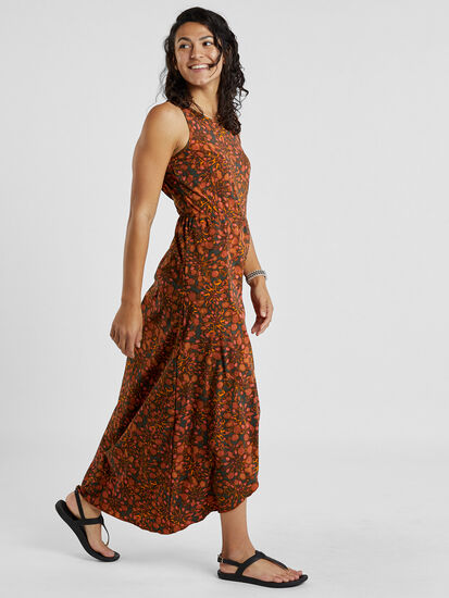 Crusher Maxi Dress: Image 5