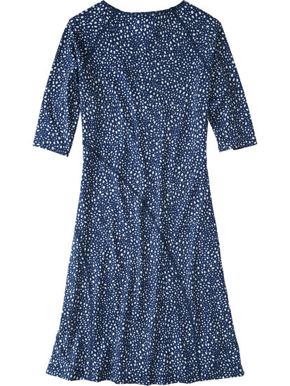 Sayonara Cafe Sleeve Dress - Dots: Image 2