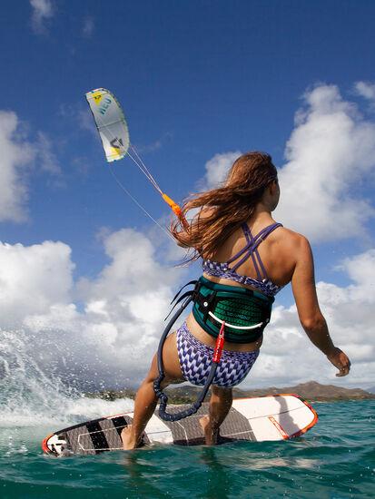 Siren Bikini Top - Shibori: Image 4