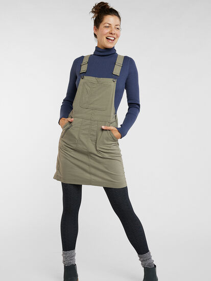 Scout Overall Jumper Dress: Image 3