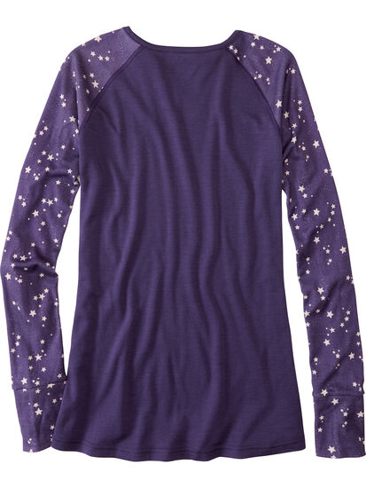 What The Bluff Long Sleeve Top: Image 2
