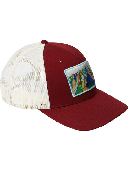 Galleria Trucker Hat - Grand Teton National Park: Image 1
