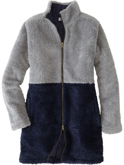 Flip Turn Reversible Fleece Jacket: Image 1