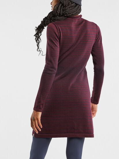 Synergy Mockneck Sweater Dress, , original