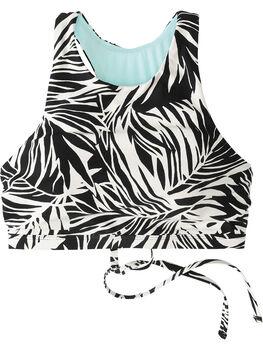 Selkie High Neck Bikini Top - Molokai