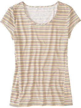 Henerala 2.0 Short Sleeve Top - Little Stripe