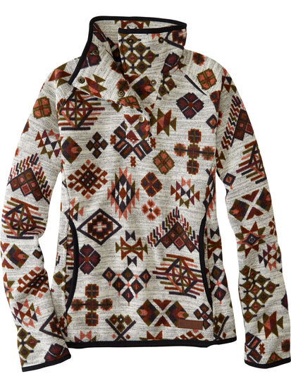 Bring It Fleece Pullover: Image 1