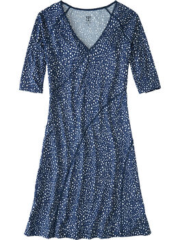 Sayonara Cafe Sleeve Dress - Dots