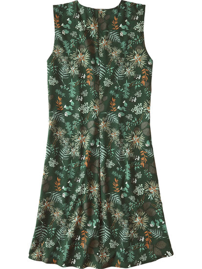 Winnow Dress - Botanical: Image 2