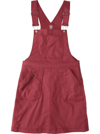 Scout Overall Jumper Dress: Image 1