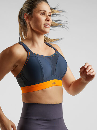 Marvel Wireless Sports Bra: Image 1
