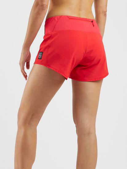 Obsession Running Shorts - Solid: Image 2