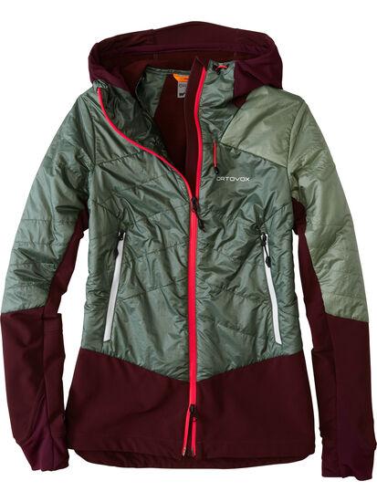Splurge Plus Merino Jacket: Image 1