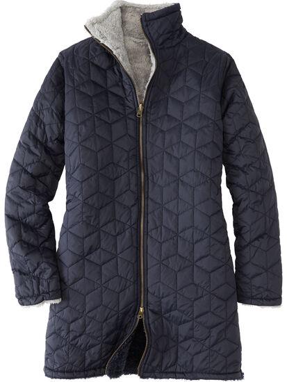 Flip Turn Reversible Fleece Jacket: Image 3