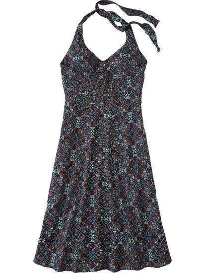 Beck Halter Dress: Image 2