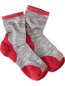Frost Lit Running Socks