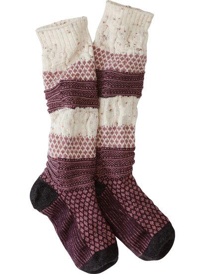Beluga Knee Sock: Image 1