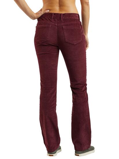 Clara Kent Corduroy Pants - Straight: Image 2