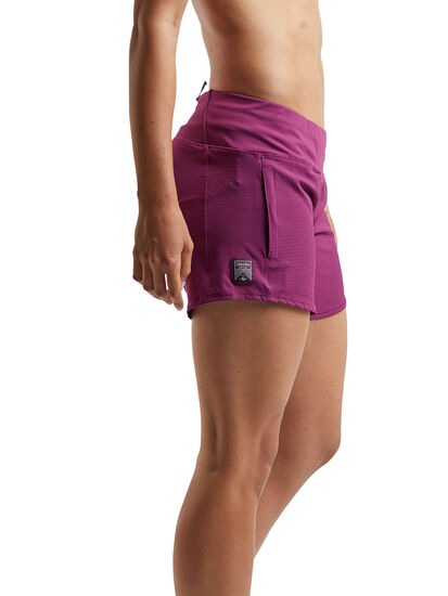 "Obsession Running Shorts - 6"": Image 3"