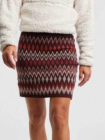 Ziggy 2.0 Sweater Skirt