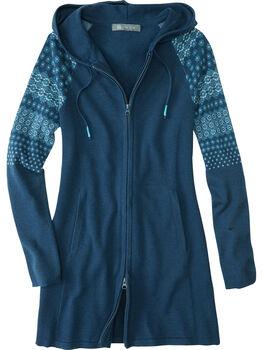 Woolicious Full Zip Sweater Tunic