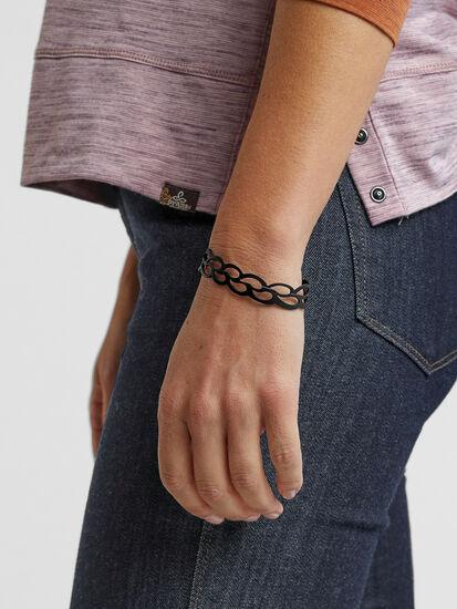 Eco-Nista Upcycled Bracelet - Vine: Image 2