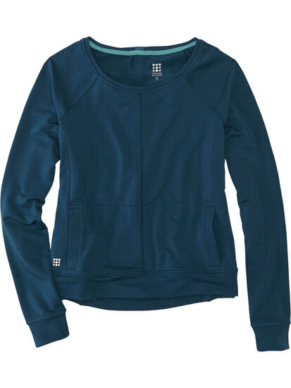 Manresa Long Sleeve Pullover: Image 1