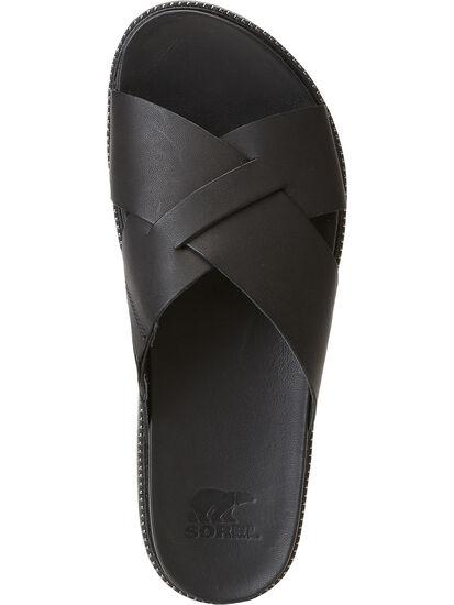 Mastery Slide Sandal - Black: Image 4