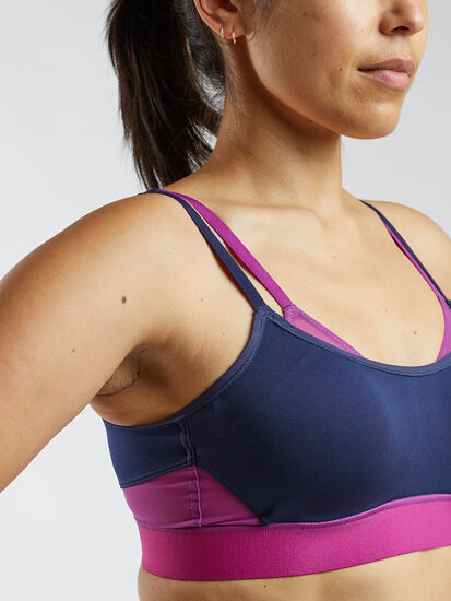 Answer Underwire Sports Bra: Image 1
