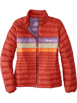 La Exploradora Down Puffer Jacket