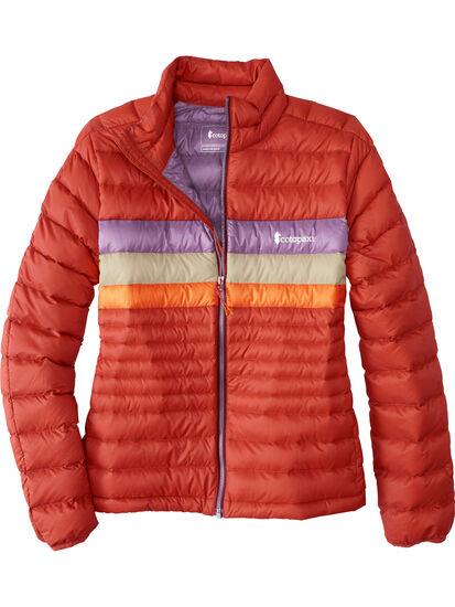 La Exploradora Down Puffer Jacket: Image 1