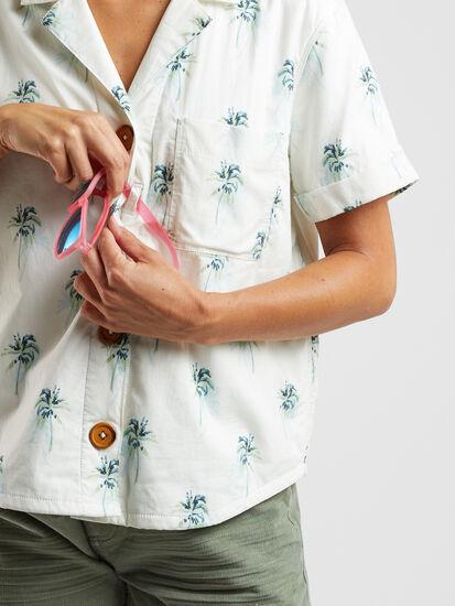 Whoa-loha Short Sleeve Shirt - Indio Palm: Image 6