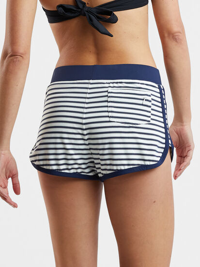 Leadbetter Swim Shorts - Dash Stripe: Image 2