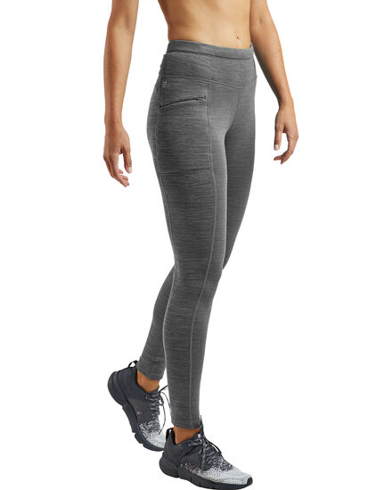 Crash 2.0 Polartec Tights - Striated: Image 1