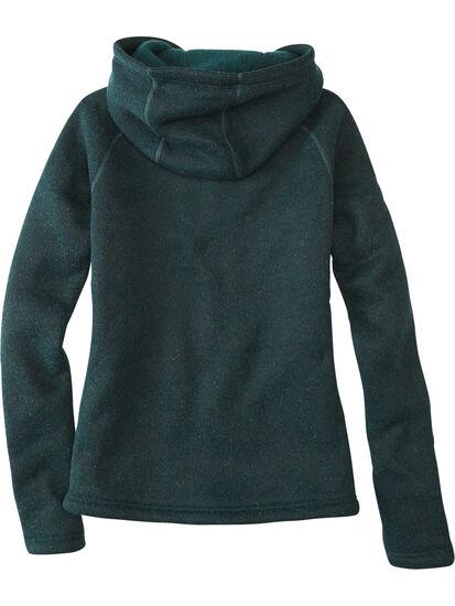 Original Dolly Full Zip Fleece Sweater: Image 2