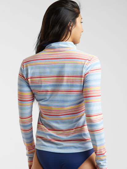 Keep Your Cool Sun Shirt - Multi Stripe: Image 2