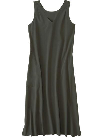 Round Trip Midi Dress - Solid: Image 1