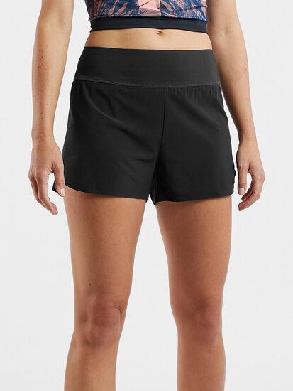 Bonded Ultralight Running Shorts - Solid: Image 1