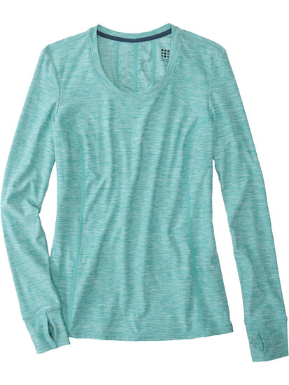 Grace Long Sleeve Top - Solid: Image 1